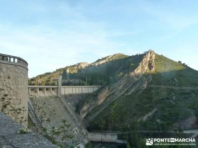 Sierra de Enmedio - Río Guadiela; beneficios del senderismo senderismo madrid rutas rutas trekking